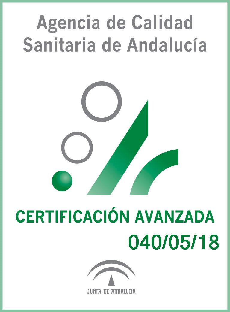 Certificación Salud Mental