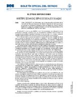 Orden del derecho a la intimidad del paciente