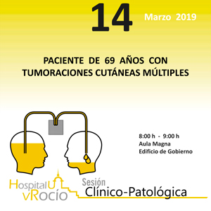 Sesión Clínico-Patologica