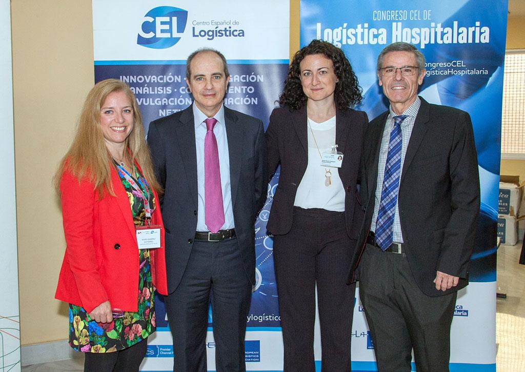 El encuentro clave de la logística hospitalaria reúne en el Hospital Universitario Virgen del Rocío a más de 200 profesionales del sector