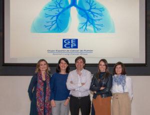 La inmunoterapia en el cáncer de pulmón es ya una realidad