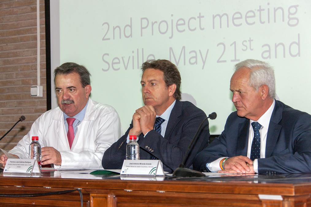 acoge el segundo comité director del proyecto europeo CircPro
