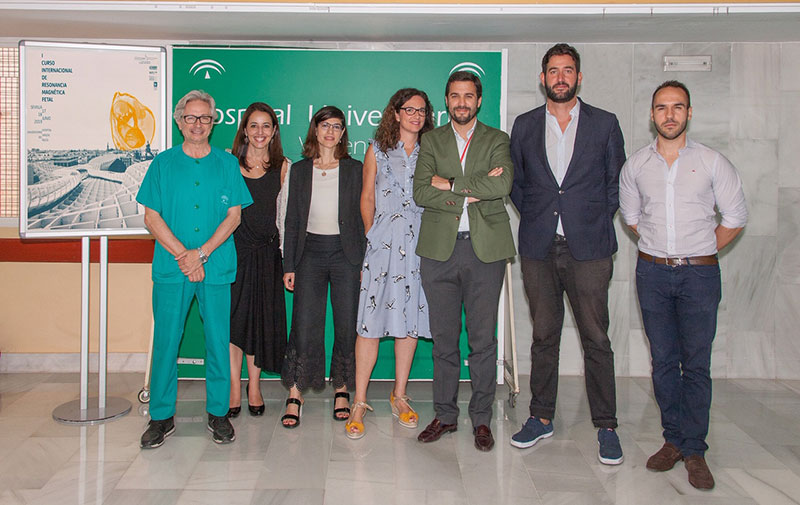 Primer curso de resonancia magnética fetal de España