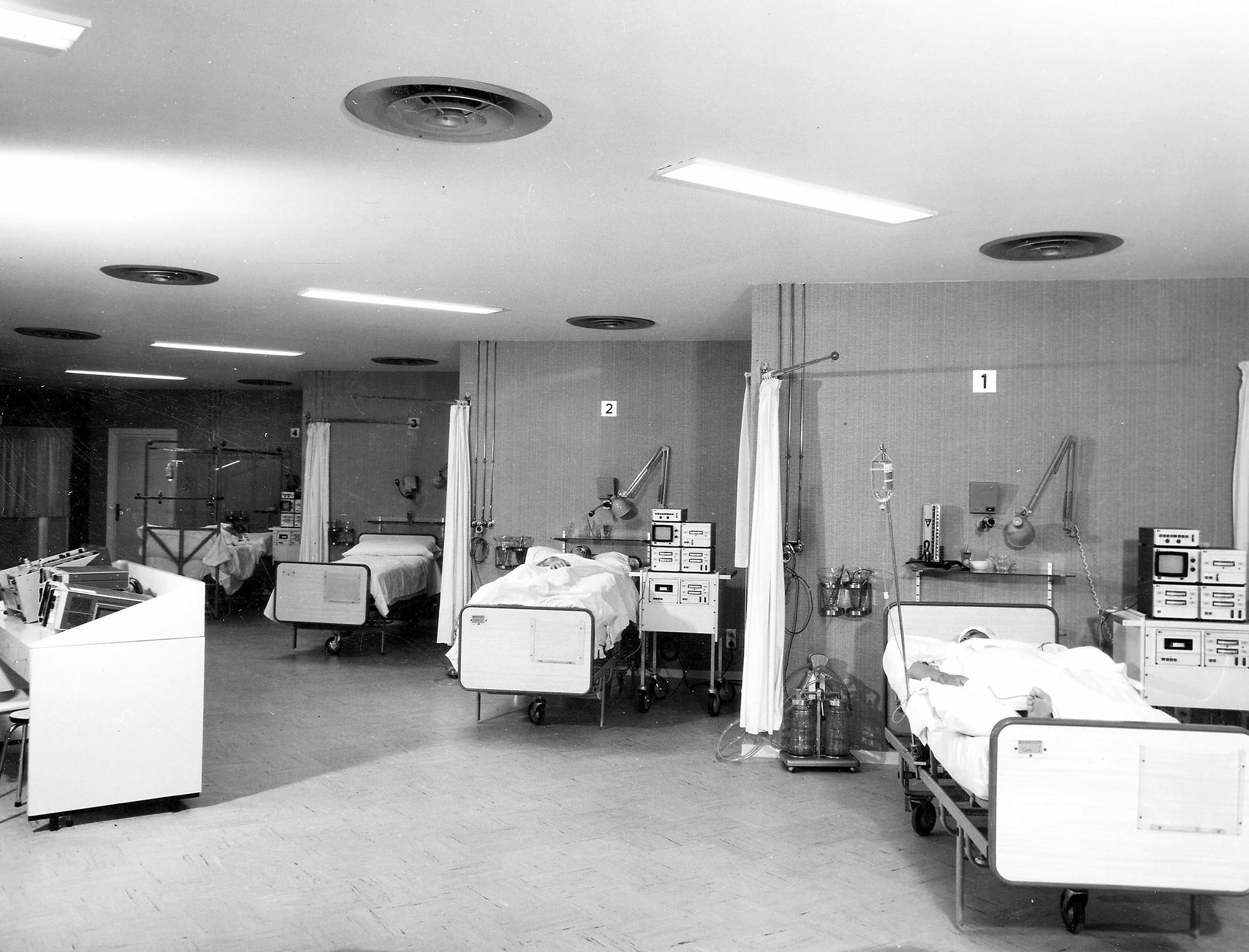 hospitalización general antiguo